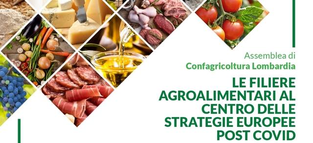 Le filiere agroalimentari al centro delle strategie europee post Covid